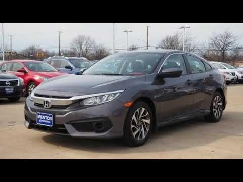 2016 Honda Civic Mentor, OH #19117A
