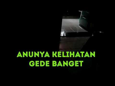 NGINTIP MANDI ANUNYA KELIHATAN