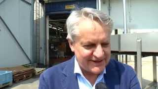 Pomorete: intervista al presidente Dario Squeri