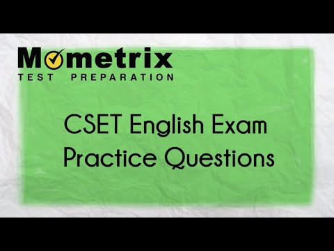 "cset practice essay questions A disturbing fact is over 4,753 california subject examinations for teachers® ""i found your cset study book, practice questions and preparation class online."