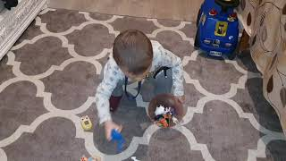 Kids play funny videos,kiss boys