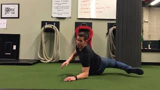 A Rolling Flow for Good Posture