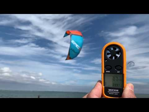 Amazing INFINITY light wind kite