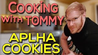 HOW TO MAKE ALPHA COOKIES WITH GIRLFRIEND! - Cooking with TommyKay