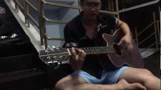 Đếm-st:PK Hưng.Guitar cover Nguyễn Thạch Quý.BKDGC.