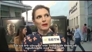 'SACRAMENT' interview at Red Carpet Premiere with Joe Swanberg, Amy Seimetz