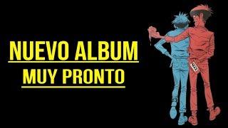 Nuevo album de Gorillaz (Confirmado)