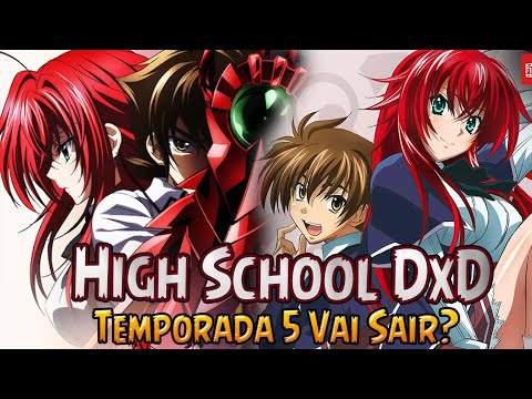 Unzensiert highschool dxd High School