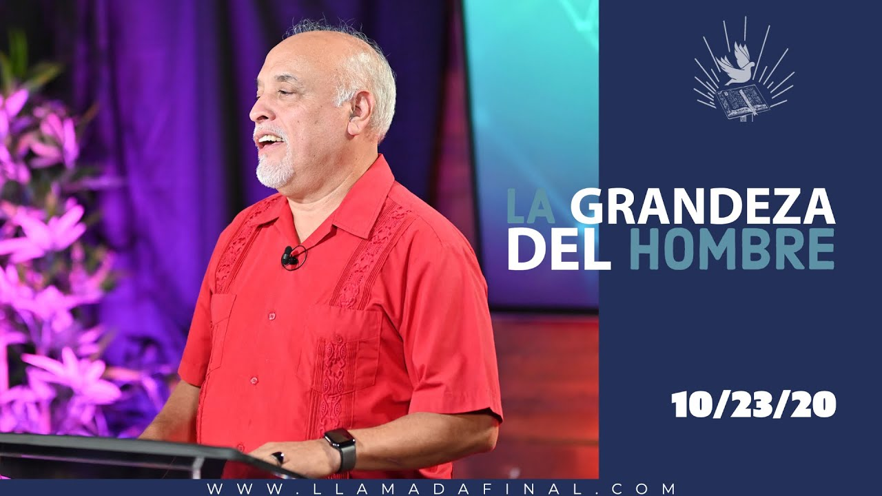 La Grandeza del Hombre | Job 1:3 | Apóstol Otto R. Azurdia | Culto en Linea