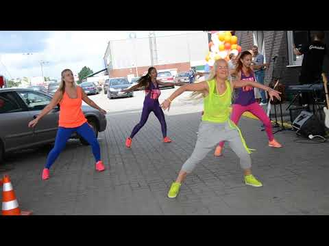 Fais ft. Afrojack-Hey/ zumba choreography by Dovile
