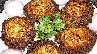 Mutton Chapli Kabab | Eid-Ul-Adha Special Recipe | Peshawari Chapli Kabab
