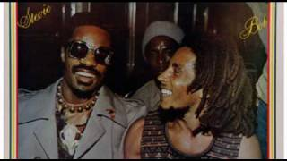 Bob Marley & Stevie Wonder - i shot the sheriff live in jamaica 75