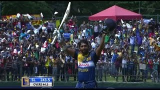 Highlights: 6th ODI, England in Sri Lanka 2014