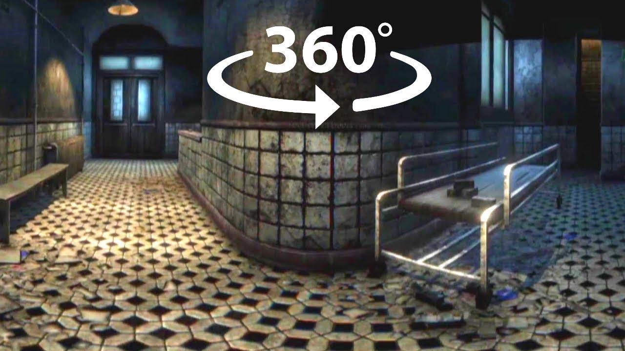360 Horror Video | Haunted Hospital VR 4K