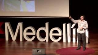 The day I Realized I Had Superpowers | Samy Kamkar | TEDxMedellin