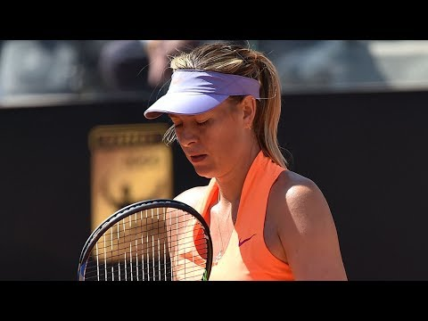 Maria Sharapova denied French Open wild card