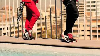 """Pool Dancin´"" The Power Peralta & Zapatillas de Culto"