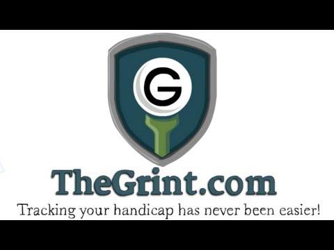 The Grint - Golf Handicap Calculator