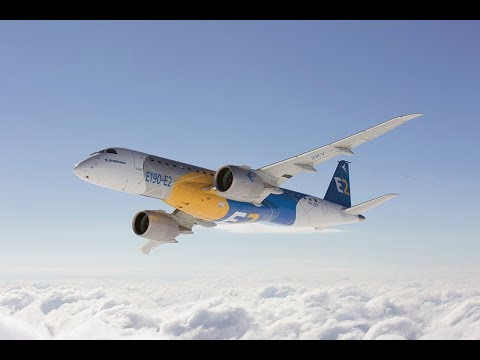 Testing the Embraer E2