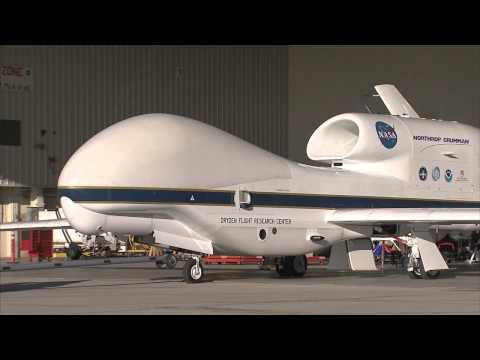 NASA Deploys ATTREX To Guam to Study Climate Change