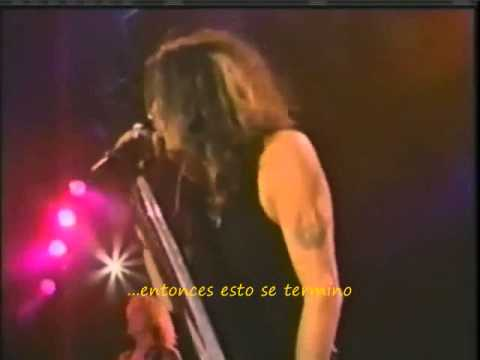 Aerosmith - Hole in my soul - 1997 - Alejandra Andrea
