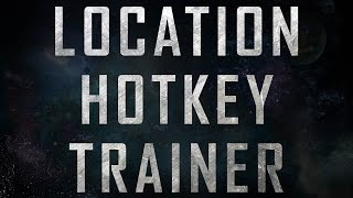 Starcraft 2: Location Hotkey Trainer