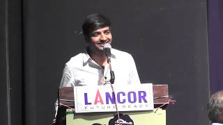 Actor Sathish on  Crazy Mohan l Humour Club