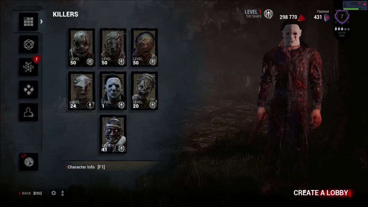 Best Nurse Build Dead By Daylight