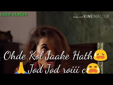 Haar jani song by mathab virk song status