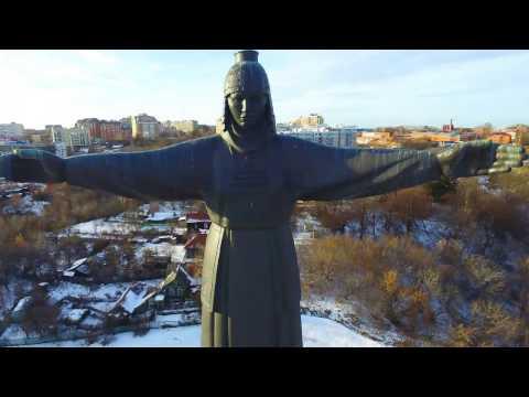 Чебоксары Зимний залив 2016 г..Фото-видео клип от телефона Sony Xperia Z2 (MovieCreator)