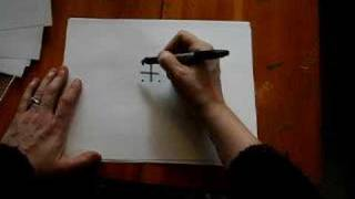 How to Draw a Simple Cretan Labyrinth