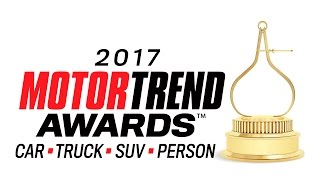 2017 Motor Trend Awards