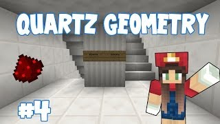 Quartz Geometry #4 - Il Mistero della Pietra Rossa