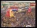 Rath Yatra 2019: Three chariots are on the way to Gundicha temple in Puri  | Kalinga TV