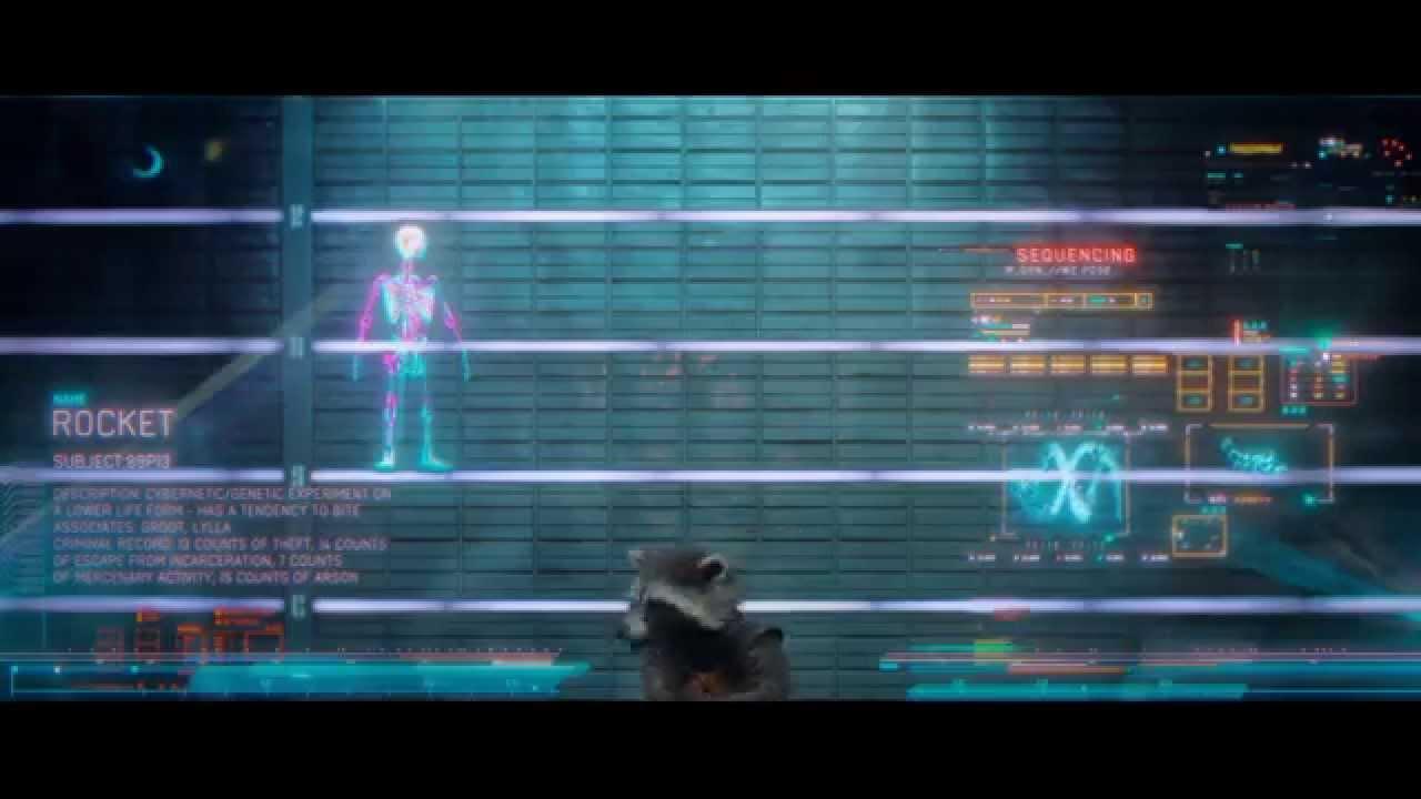 Les Gardiens de la Galaxie : Rocket (Bradley Cooper)