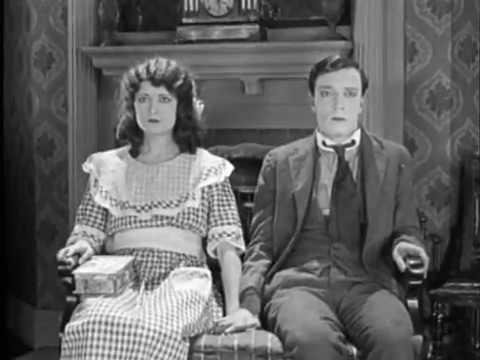 Download Buster Keaton Sherlock Jr (1924)