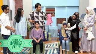 Keren! Tutorial Hijab Dari Ivan Gunawan & Angel Lelga  - Rumah Mama Amy (21/6)