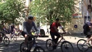 Благотворительный велопробег