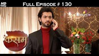 Kasam - 1st September 2016 - कसम - Full Episode (HD)
