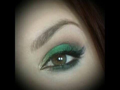 Tuto Maquillage Yeux N 13 Vice 3 Vert Dragon Hd Youtube