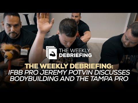 TWD: Flex Prepping For Olympia  Ste Gatt Is Back!