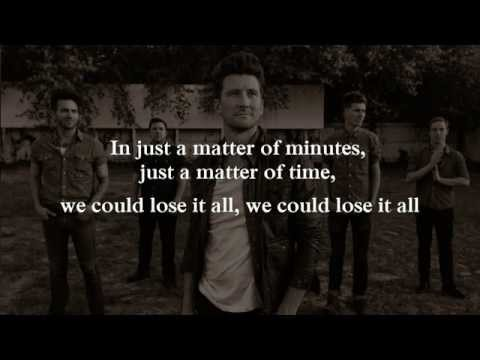 Клип Anberlin - We Are Destroyer