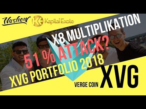 51% ATTACKE bei Verge Coin!! Hacker stiehlt 250k XVG Coins!!  Bitcoin & Crypto News: Tokenpay vs XRP