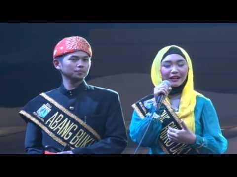 Malam Grand Final Abang None Buku DKI JAKARTA 2016 (Part 2)