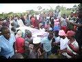 Dogo Mfaume alivyozikwa Chanika DSM leo