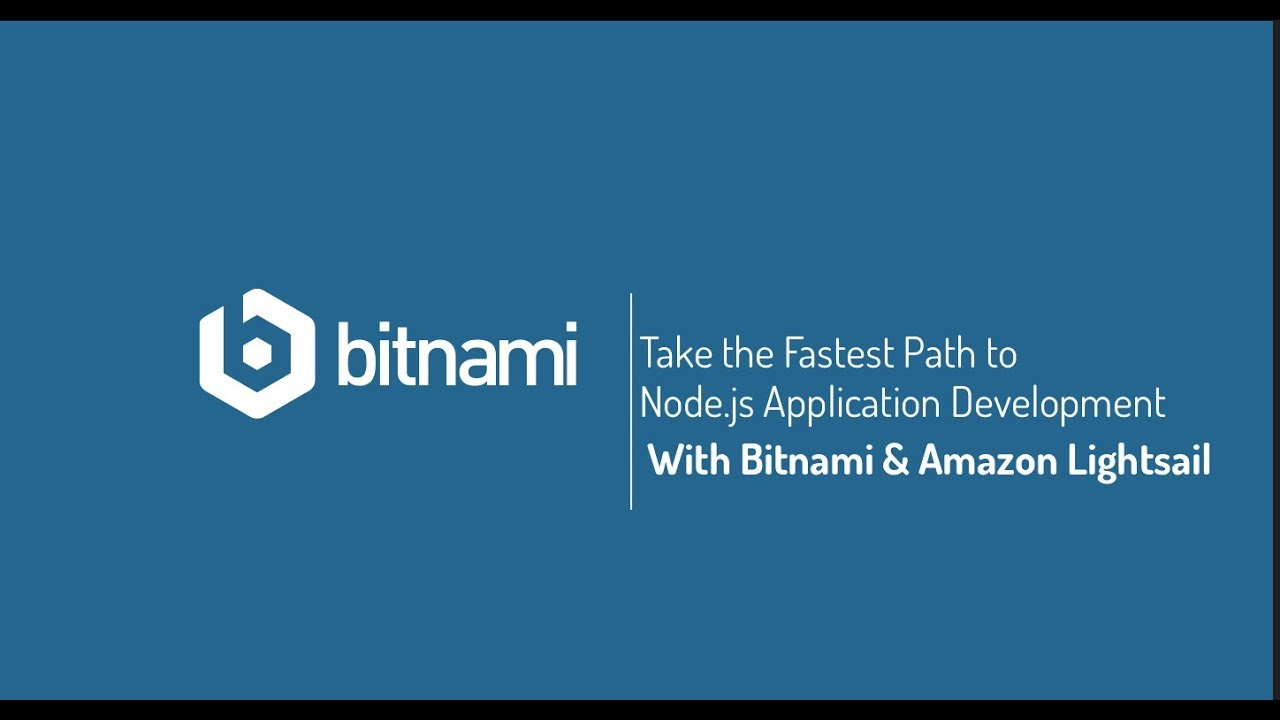 Take The Fastest Path To Nodejs Application Development With