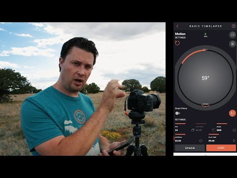 MIOPS CAPSULE 360 Review And Basic Timelapse Setup