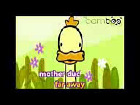 Karaoke 5 Little Ducks  Twins   YouTube