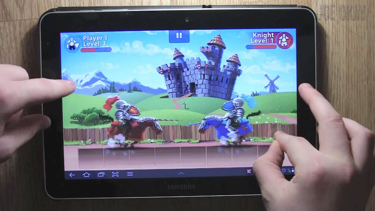 free mobile games and tablet games