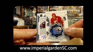 SINGLE BREAK #1534 : 16-17  UPPER DECK THE CUP (EXQUISITE) NHL HOCKEY BOX